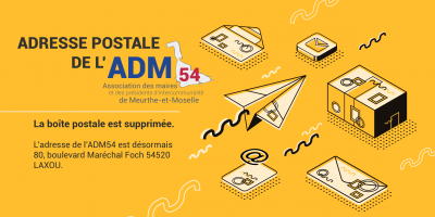 Modification d'adresse